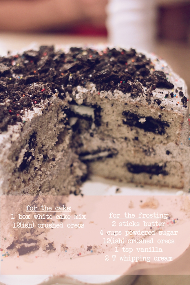 Oreo Birthday Cake 2 PP