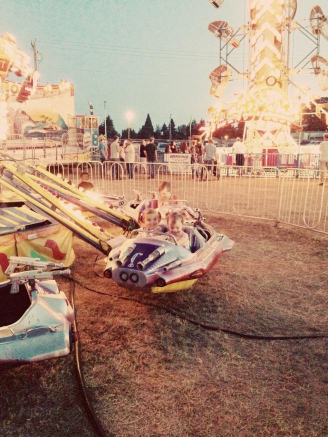 081913 Carnival Rides