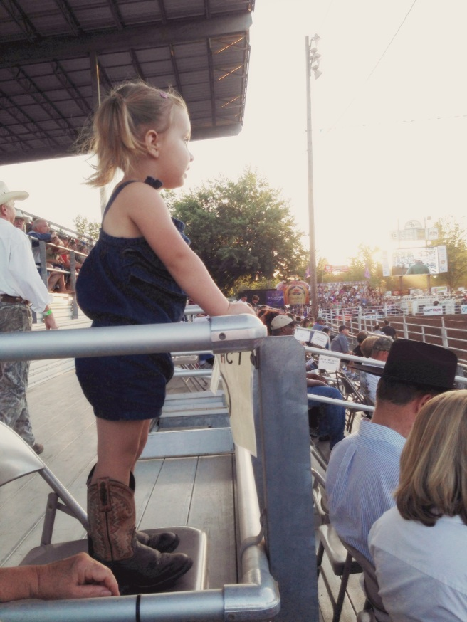 081913 Rodeo Girl