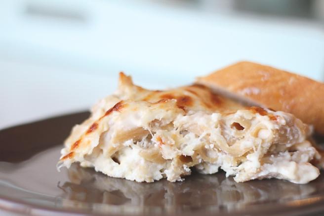 Cheesy Baked Ziti 2