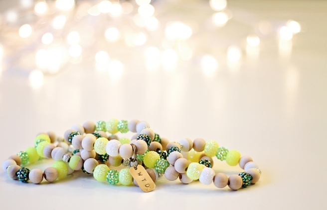 Sagebrush & Heart WTD Bracelet #oregonducks #ducksfootball